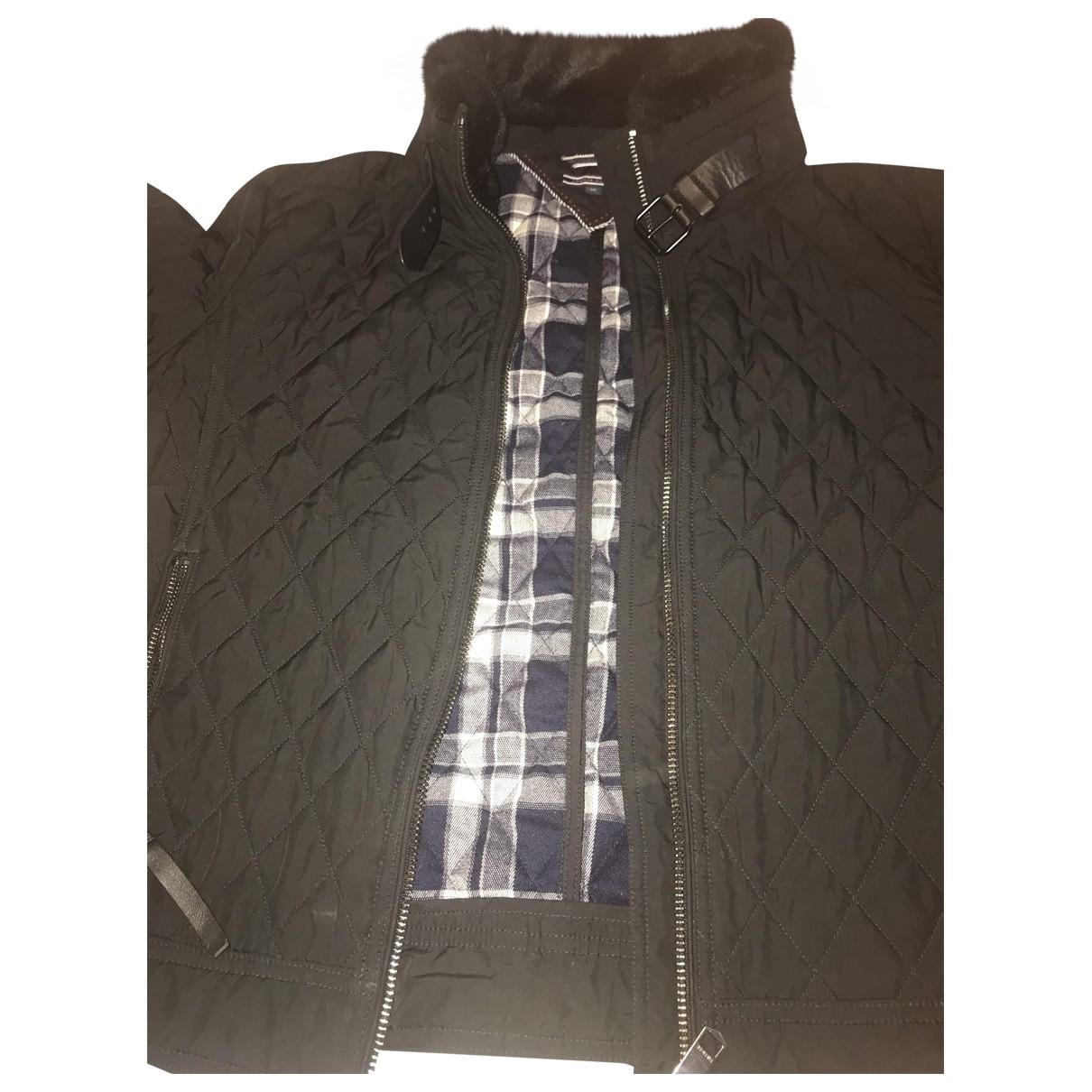 Tommy Hilfiger \N Black jacket  for Men 44 FR