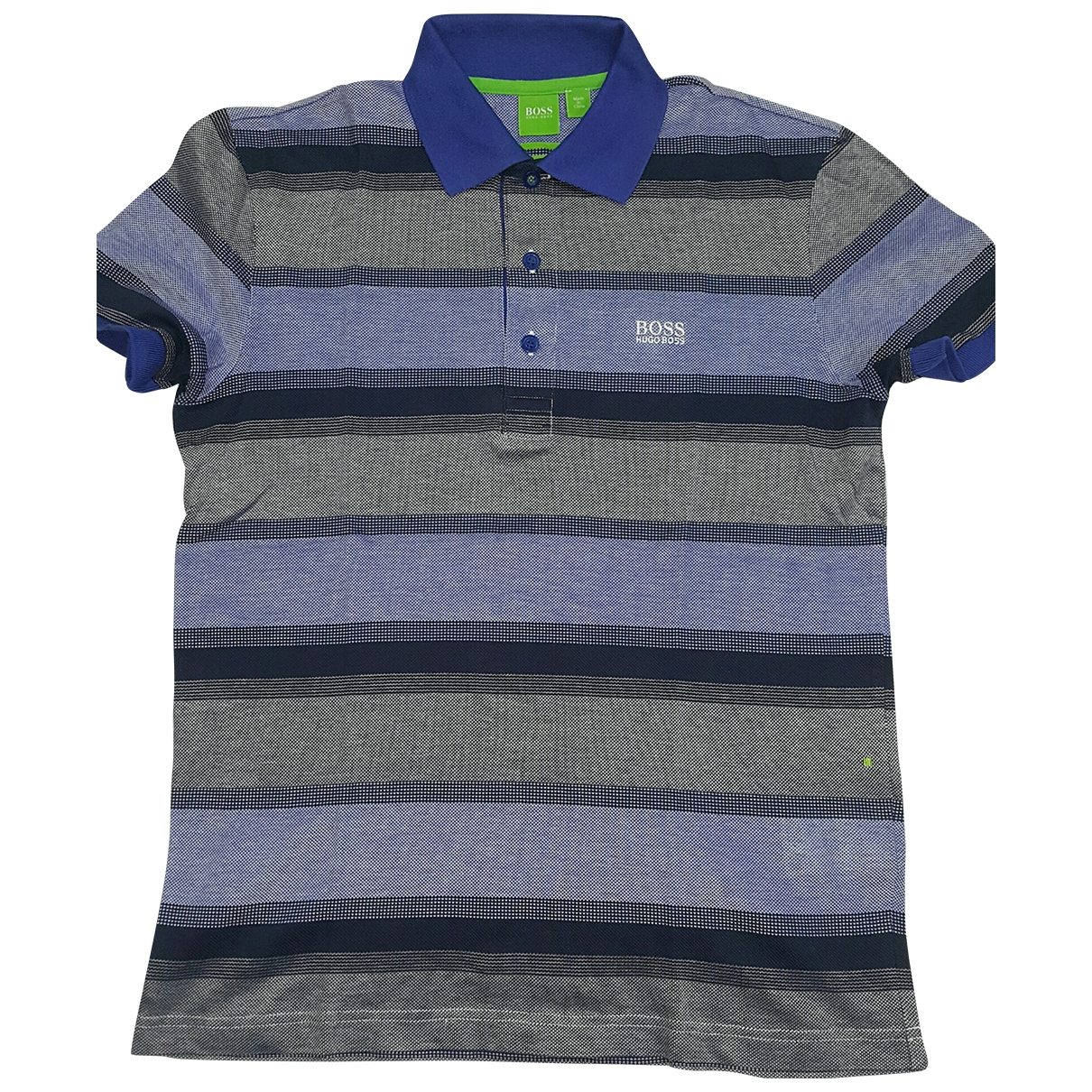 Boss \N Poloshirts in  Bunt Baumwolle