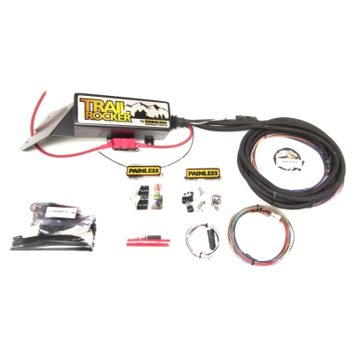 Painless Wiring Trail Rocker System - 57024