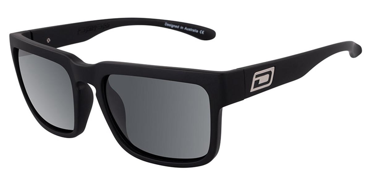 Dirty Dog Spectal Polarized 53557 Men's Sunglasses Black Size 57