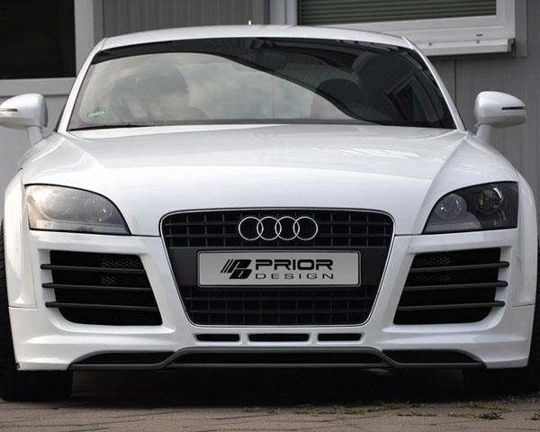 Prior Design 4260609890402 Front Bumper Audi TT | TT Quattro MK2 8J 07-14