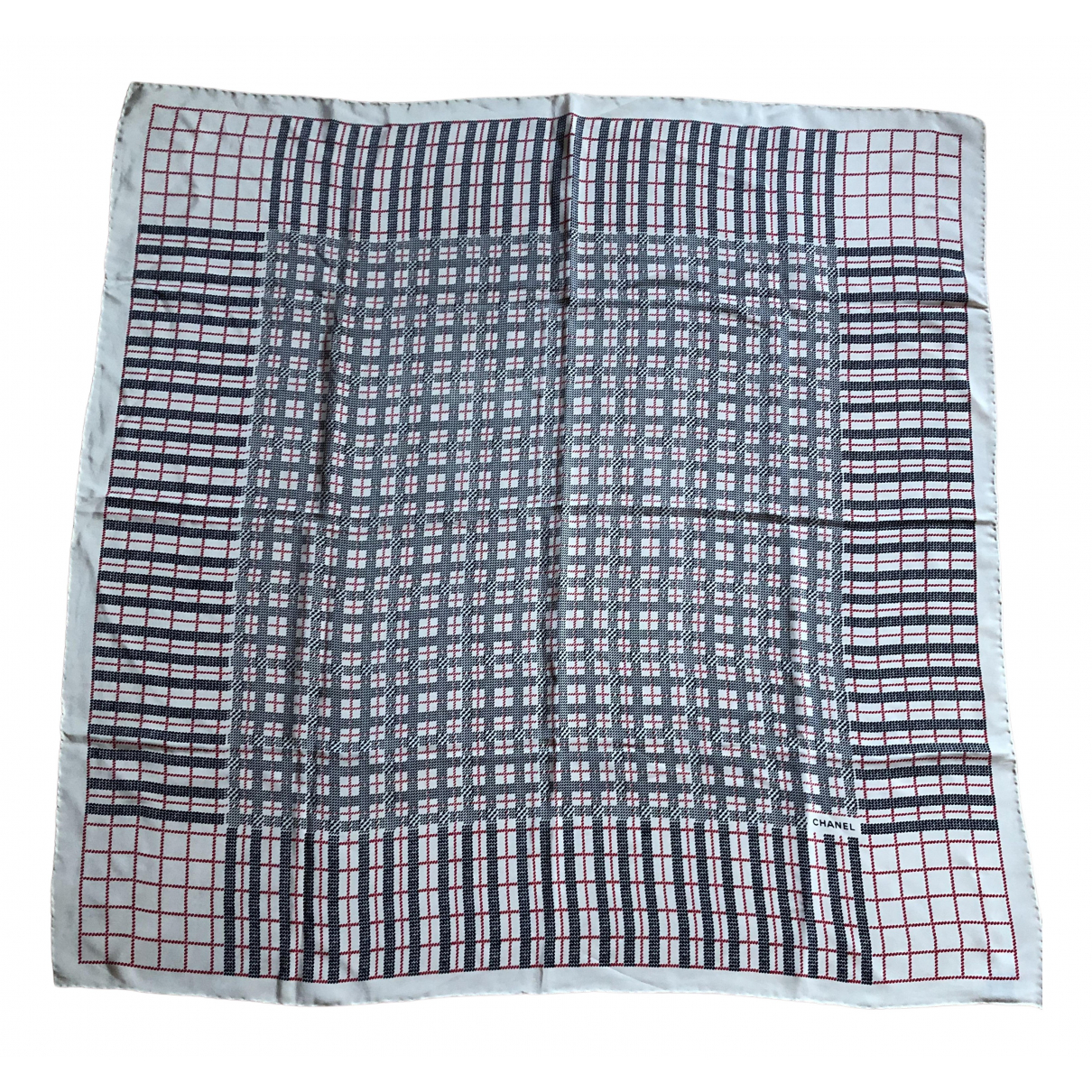 Chanel N Multicolour Silk Silk handkerchief for Women N