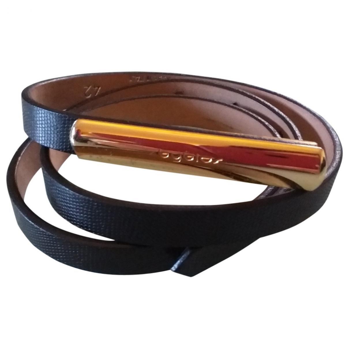 Cinturon de Cuero Byblos