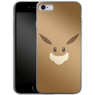 Apple iPhone 6 Silikon Handyhuelle - Eevee by Lucian Foehr von Lucian Foehr