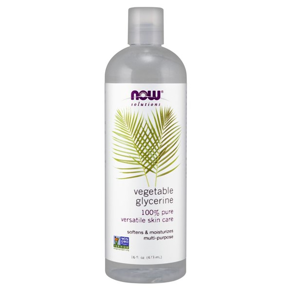 Vegetable Glycerine 16 Oz by Now Foods