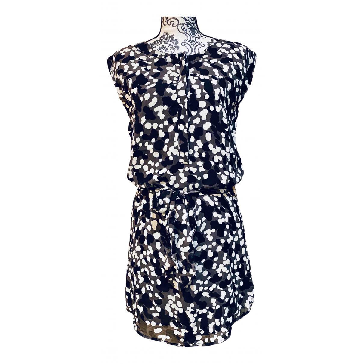 Sud Express \N Black Silk dress for Women 36 FR