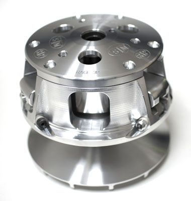 STM Powersports 4001126 Rage 3RS Non-Wet Clutch Models Primary Clutch Arctic Cat Wildcat