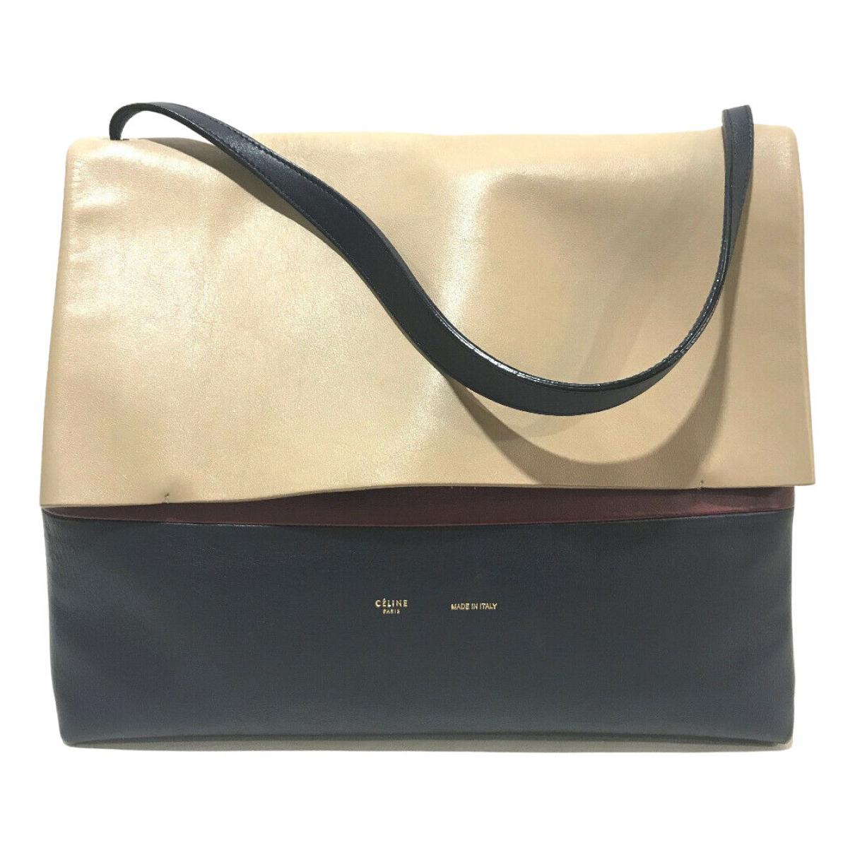 Celine N Multicolour Leather handbag for Women N