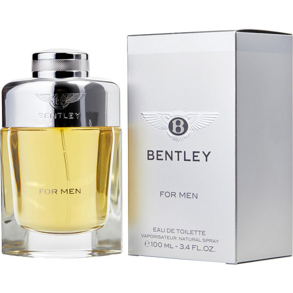 Bentley For Men - Bentley Eau de toilette en espray 100 ML