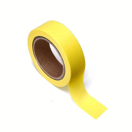 Washi Tape Lemon yellow 15mmX10m 1Pcs LIVINGbasics™