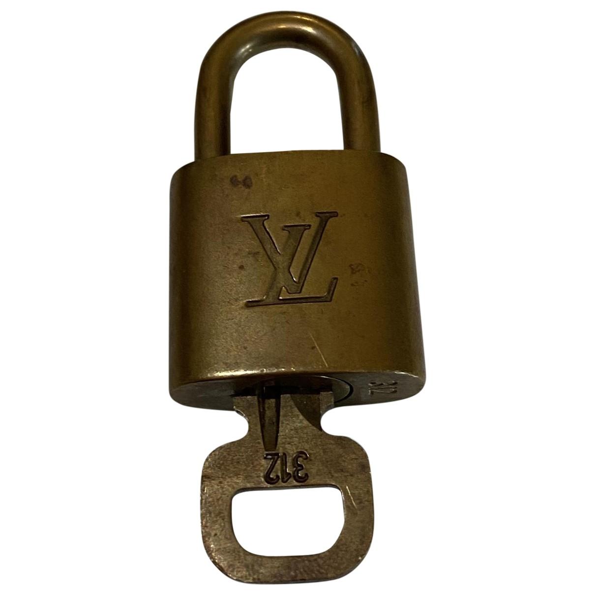 Louis Vuitton - Objets & Deco   pour lifestyle en metal - dore