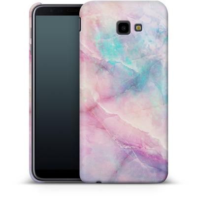 Samsung Galaxy J4 Plus Smartphone Huelle - Iridiscent von Emanuela Carratoni