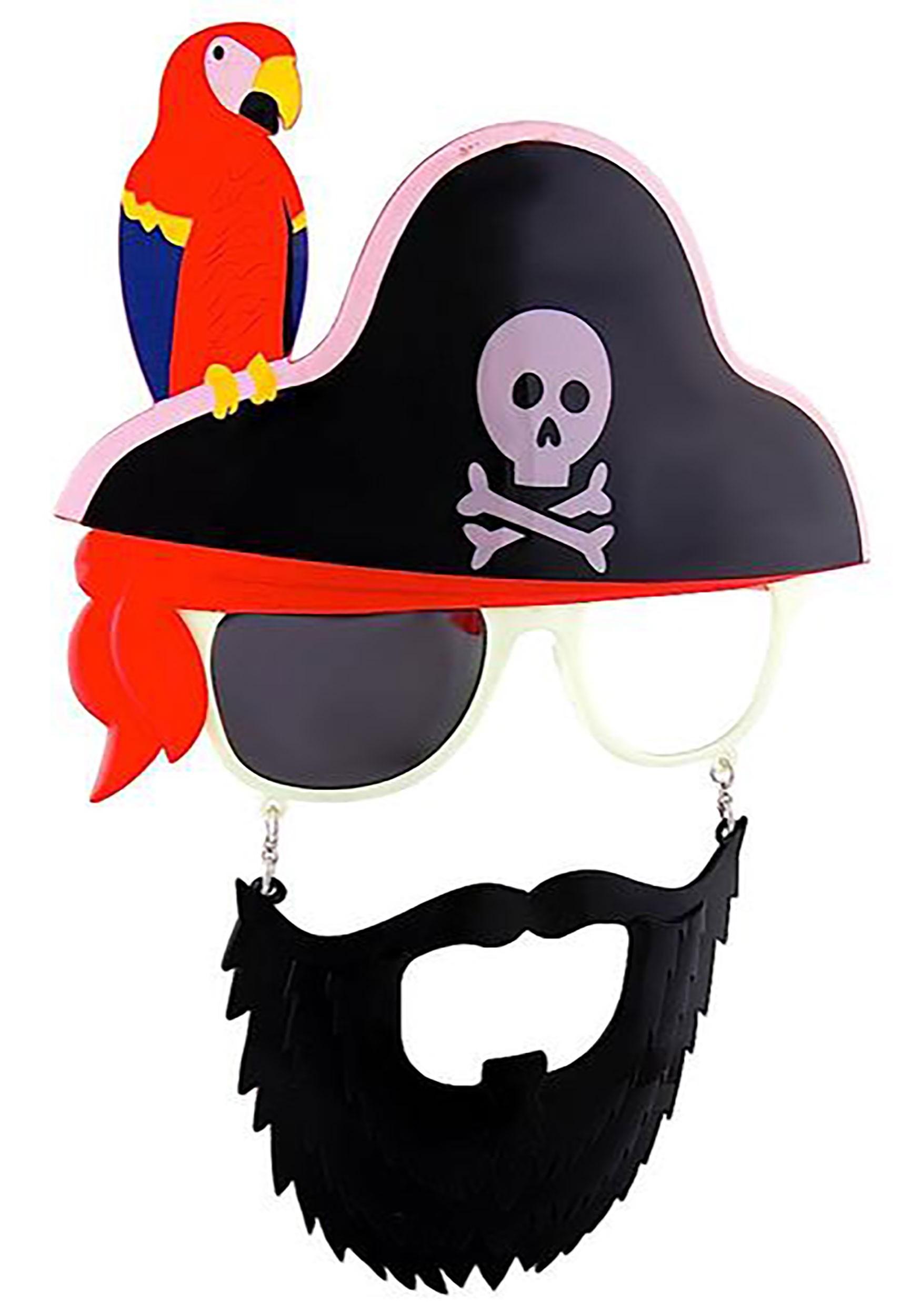 Sunglasses Pirate