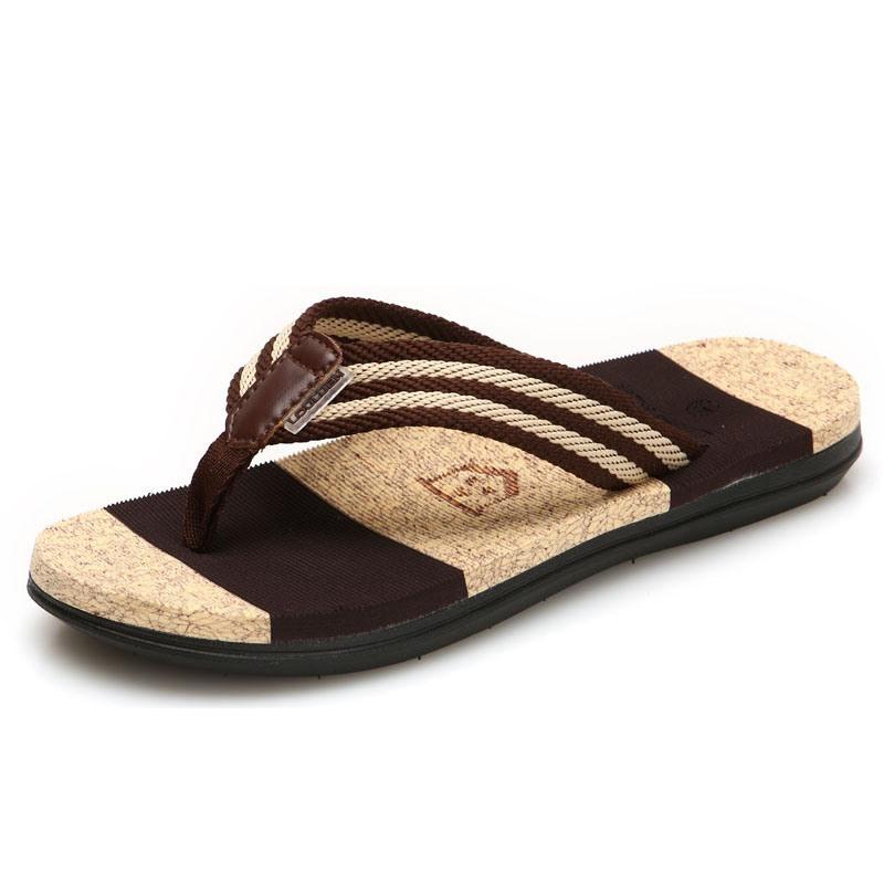 Ericdress Thread Summer Color Block Slippers