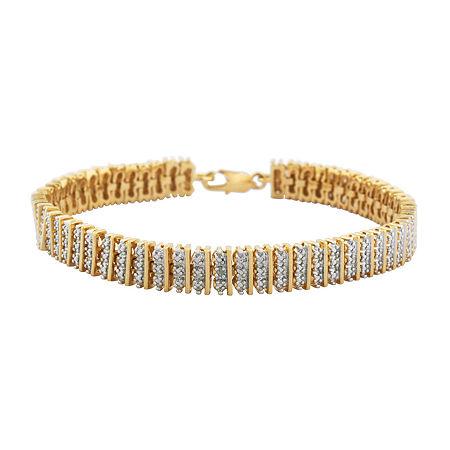 Sparkle Allure Diamond Accent Link Link Bracelet, One Size , No Color Family