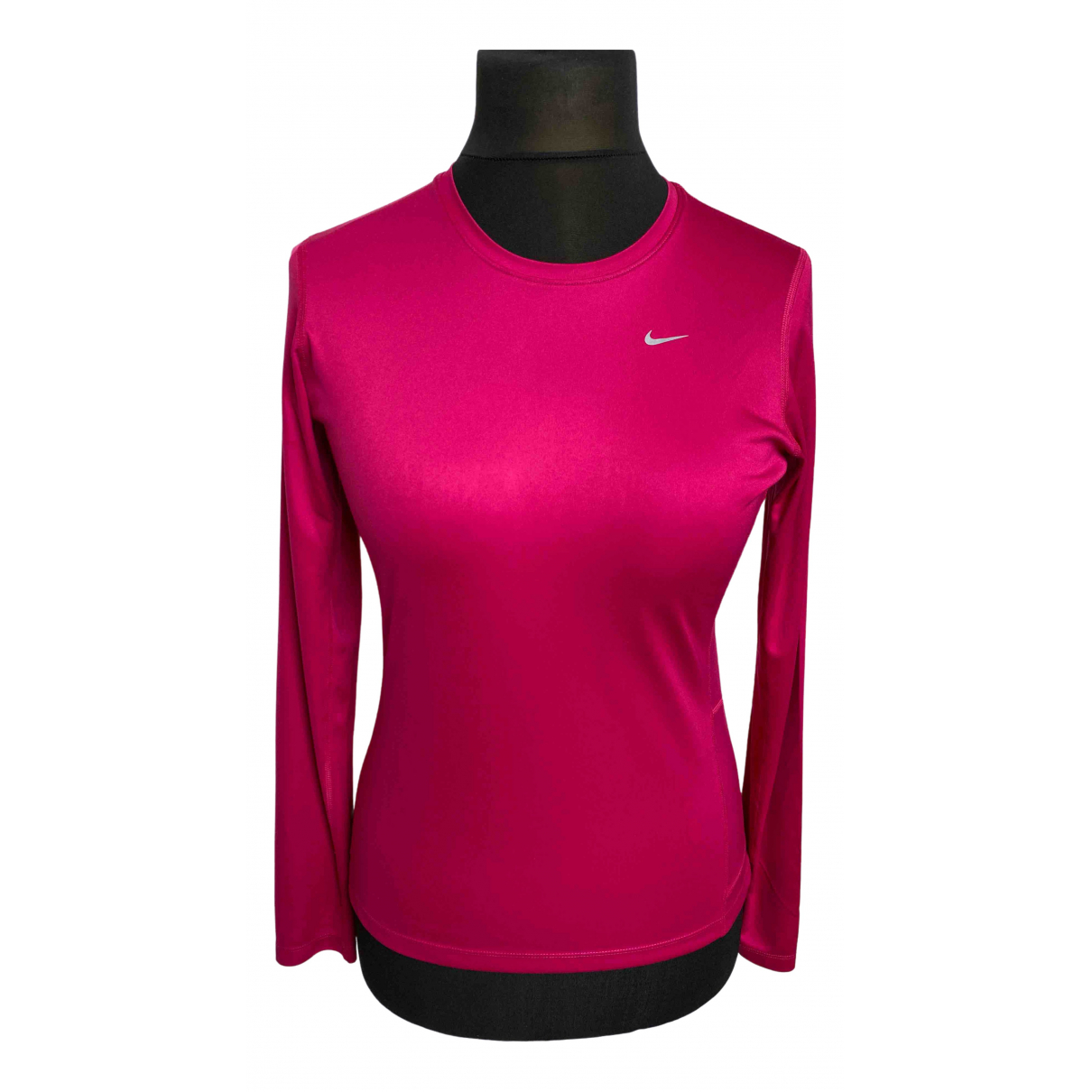 Nike - Top   pour femme - rose