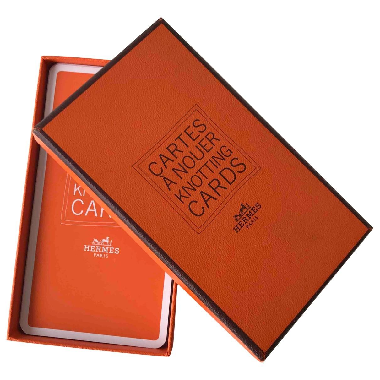 Hermes - Objets & Deco   pour lifestyle - orange