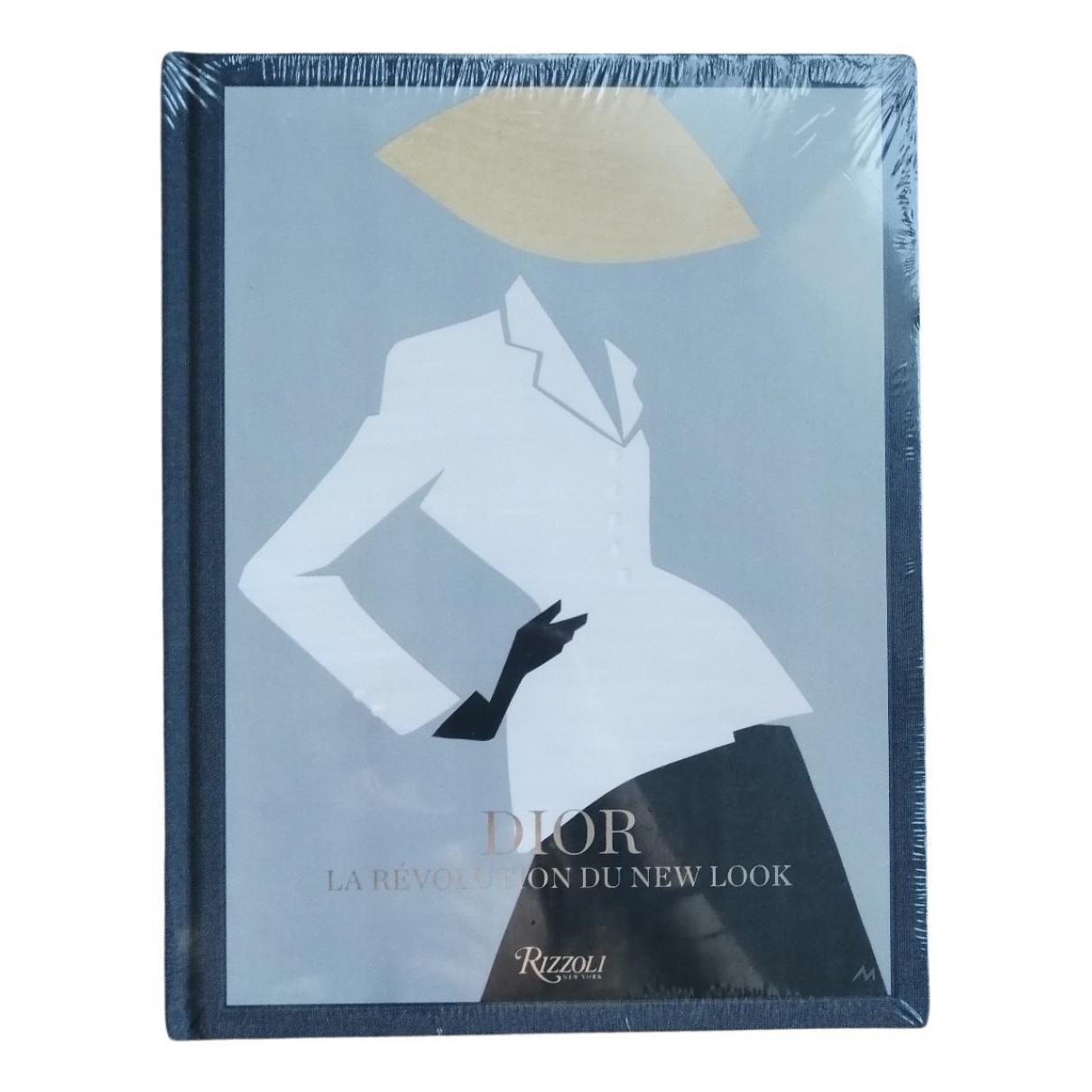 Dior - Mode   pour lifestyle en coton - gris