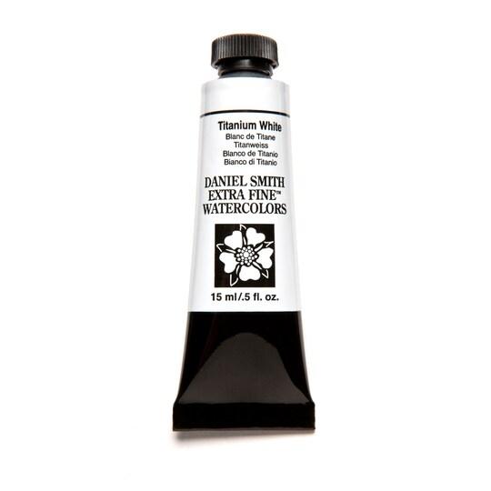 Daniel Smith Extra Fine™ Watercolor, 15 ml Paint in Titanium White   Michaels®