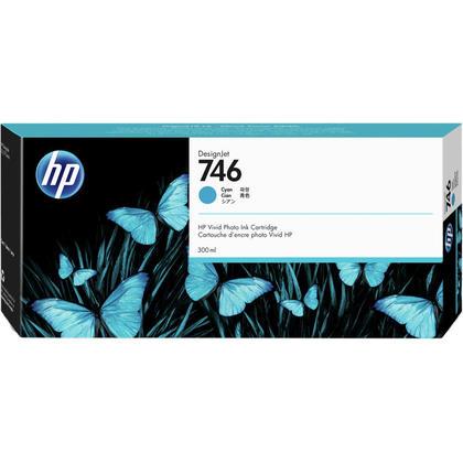 HP 746 P2V80A Original Cyan Ink Cartridge