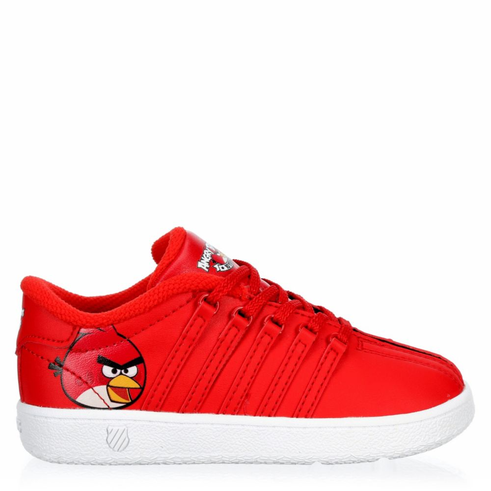 K-Swiss Boys Infant Classic VN Angry Birds Shoes Sneakers