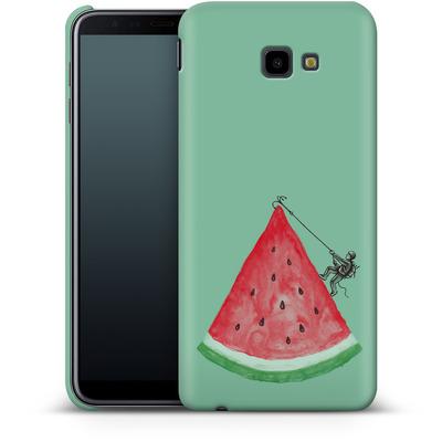Samsung Galaxy J4 Plus Smartphone Huelle - Summer Climb von Enkel Dika
