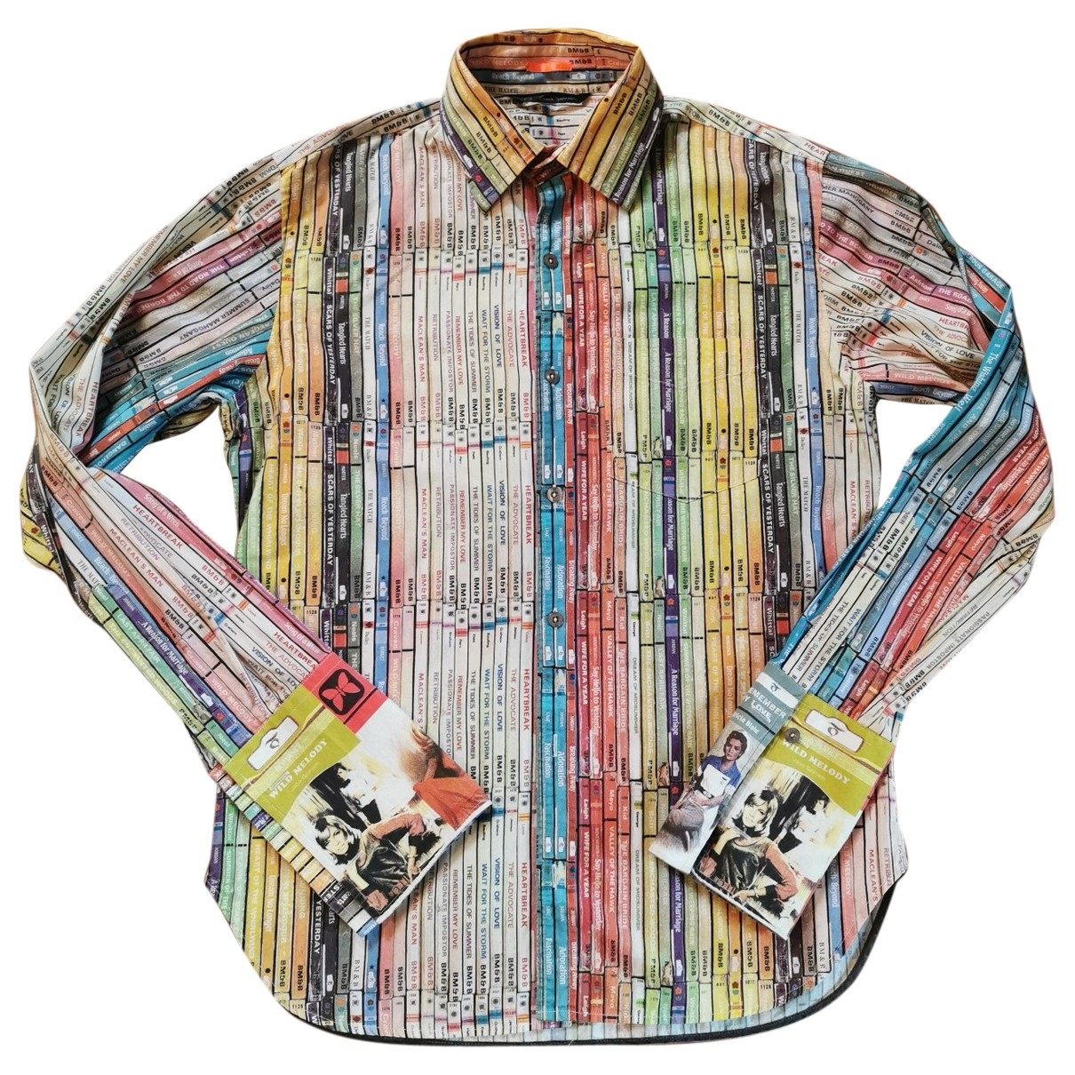 Paul Smith \N Hemden in  Bunt Baumwolle