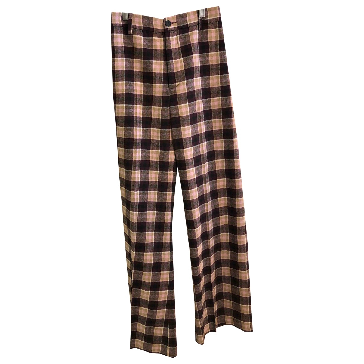 Attic And Barn \N Multicolour Trousers for Women 38 IT