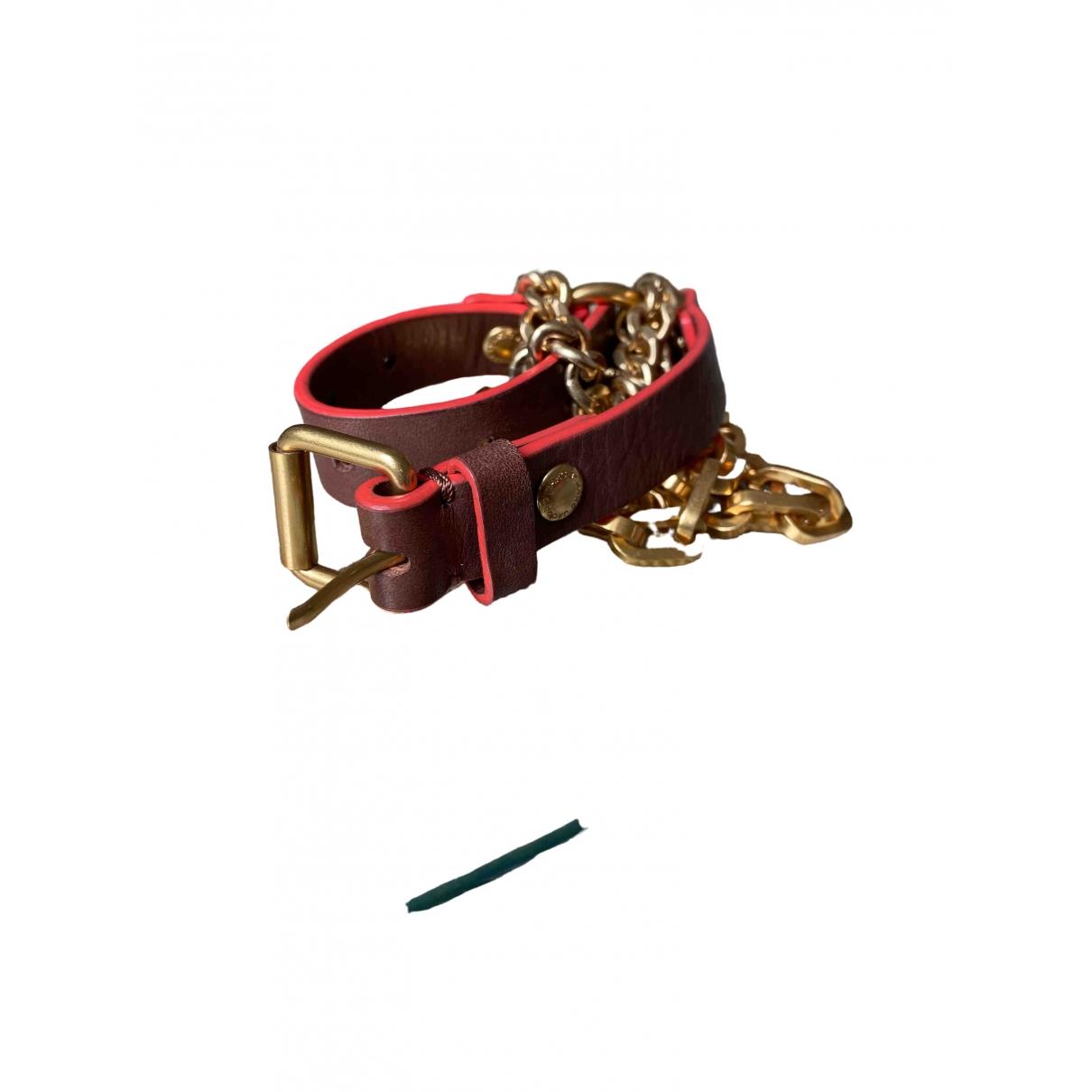 Cinturon de Cuero Marc By Marc Jacobs