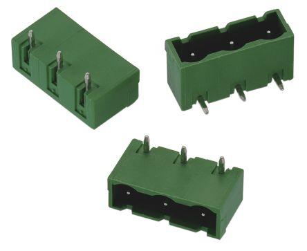 Wurth Elektronik , 3134, 5 Way, 1 Row, Straight PCB Header