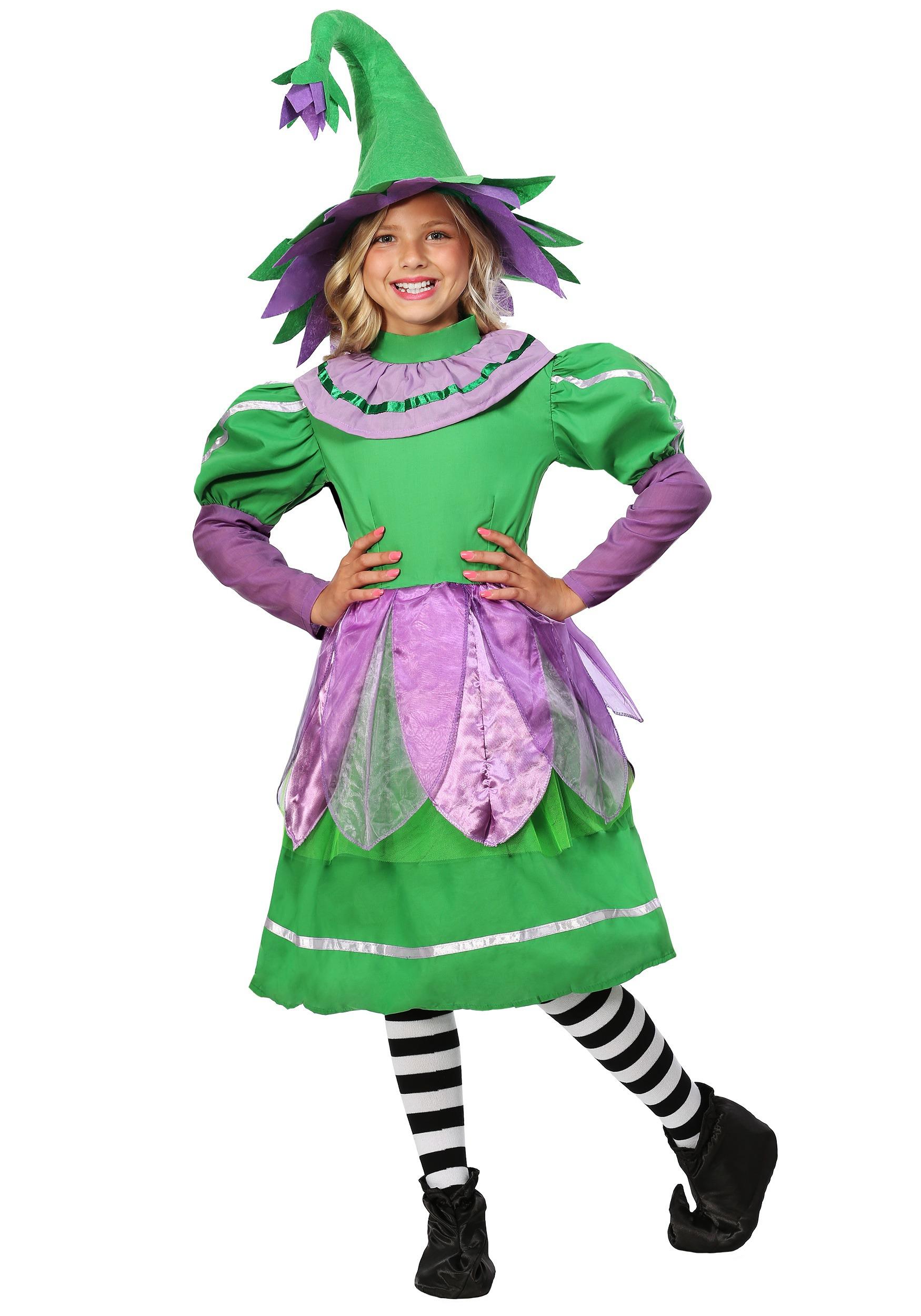 Munchkin Girl Kids Costume