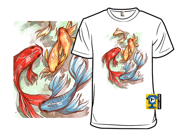 Red Fish, Blue Fish T Shirt