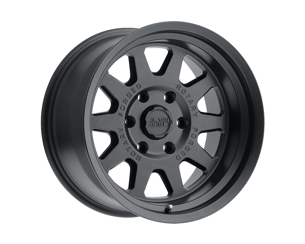 Black Rhino Stadium Wheel 20x8.5  6x139.7 0mm Matte Black