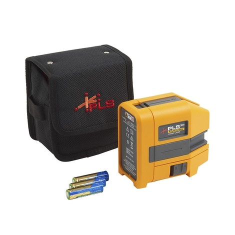 Pacific Laser Systems 3-Point Red Laser (Bare Tool)