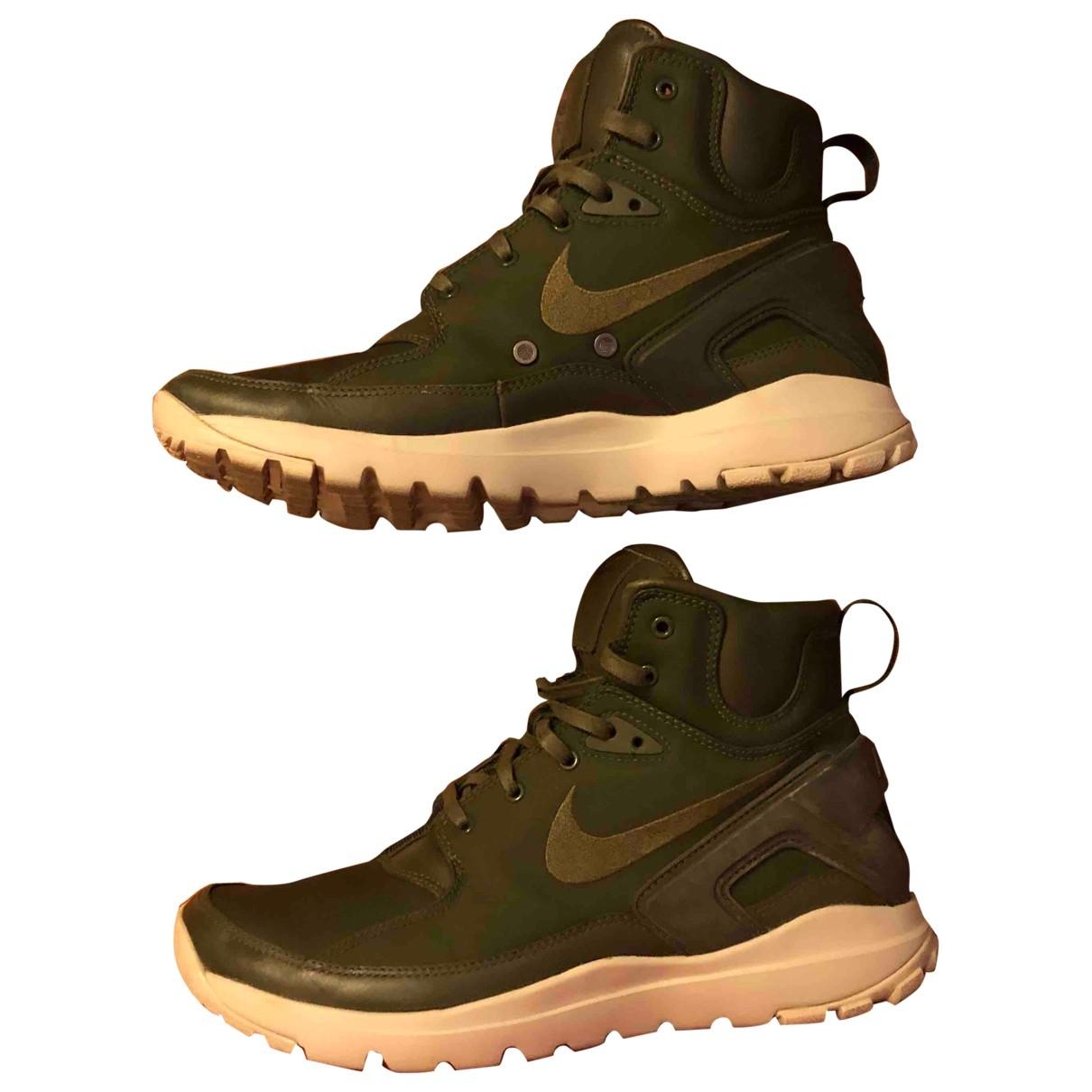 Deportivas de Cuero Nike