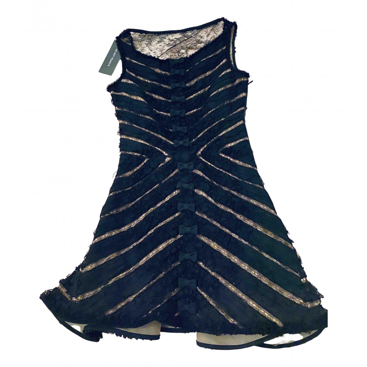 Dsquared2 N Black Lace dress for Women XS International