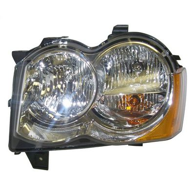 Crown Automotive Headlamp Assembly (Clear) - 55157483AE