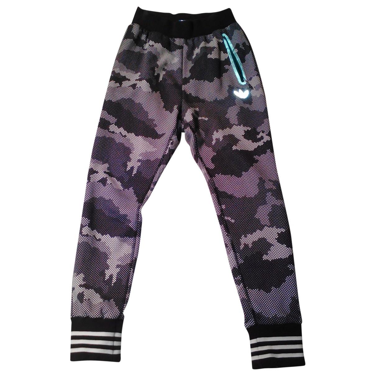 Adidas \N Hose in  Bunt Baumwolle