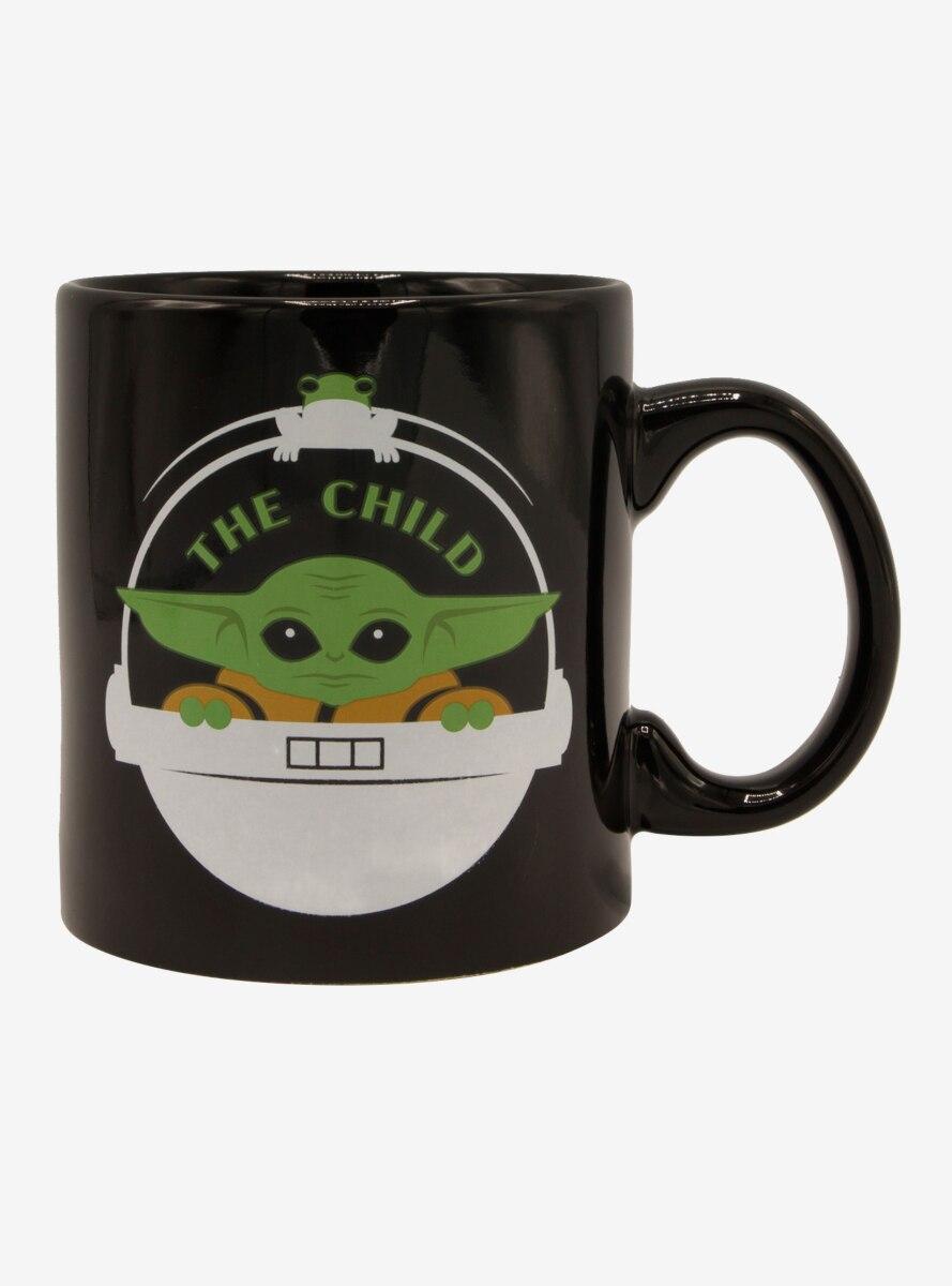 Star Wars The Mandalorian The Child & Frog Mug