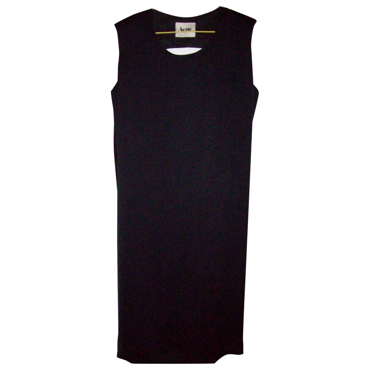 Acne Studios \N Black dress for Women 36 FR