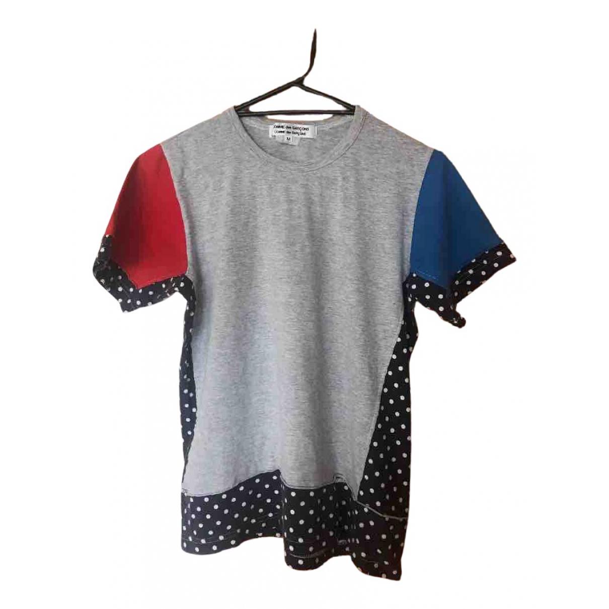 Comme Des Garcons - Top   pour femme en coton - multicolore