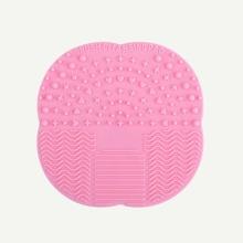 Limpiador de brocha de maquillaje