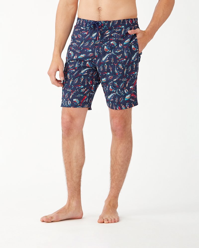 Baja Tails From the Sea 9-Inch Board Shorts
