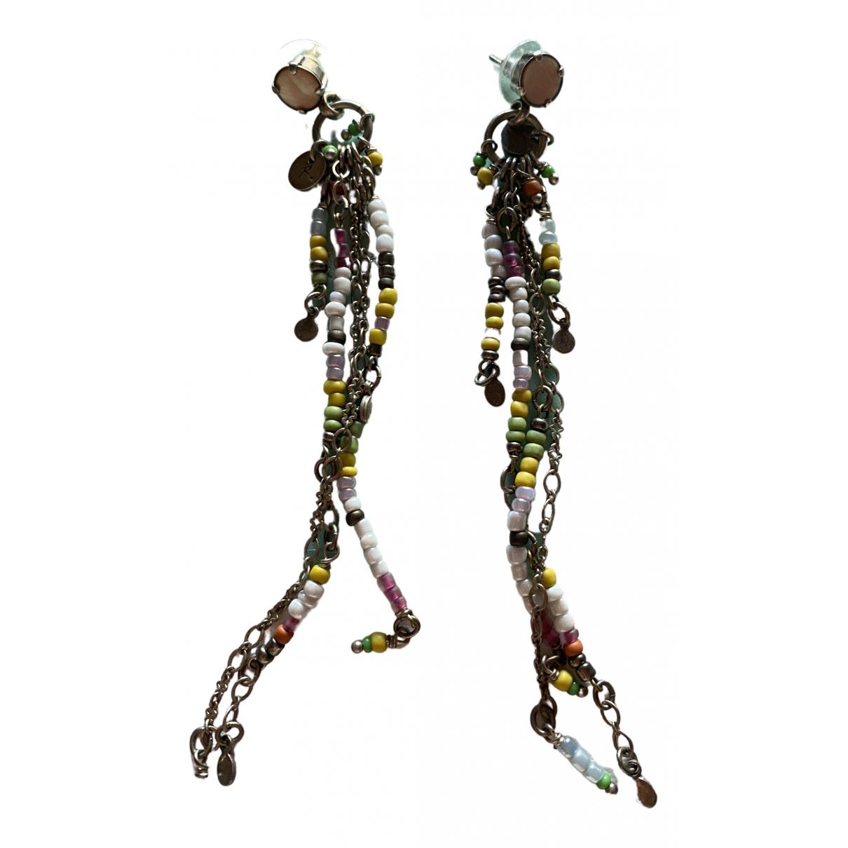 Reminiscence \N Metal Earrings for Women \N