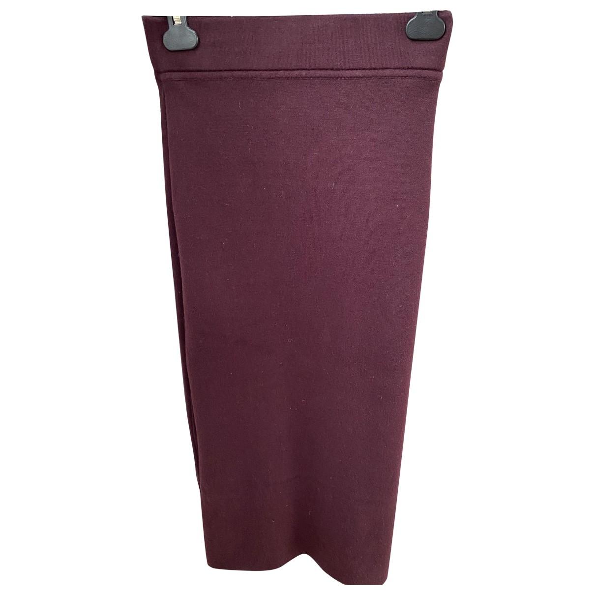 Massimo Dutti \N Cashmere skirt for Women 36 FR