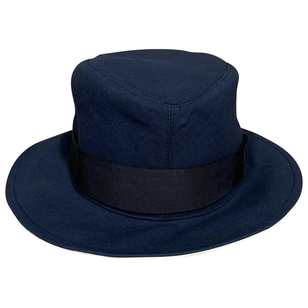 Dior \N Blue Cloth hat for Women 57 cm