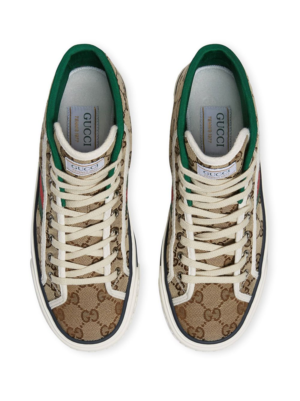Gucci Tennis 1977 High-top Sneakers