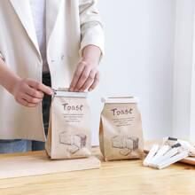 5pcs Food Bag Sealer Clip