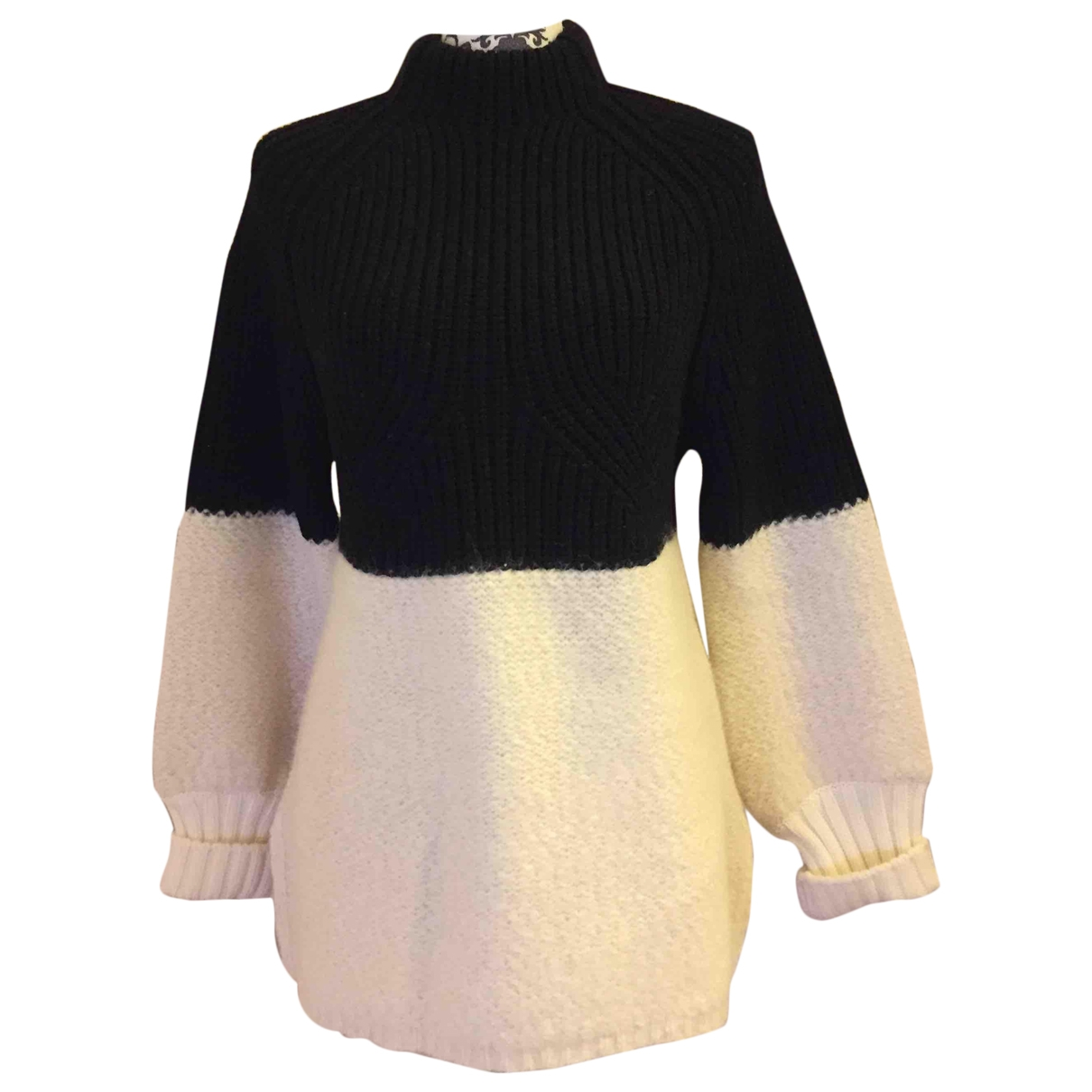 Sport Max \N Pullover in  Bunt Wolle