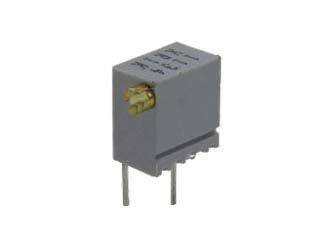 TT Electronics/BI 1kΩ, Through Hole Trimmer Potentiometer 0.25 W @ 85 °C Side Adjust , 64 (50)
